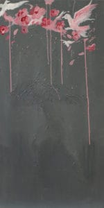 Gray-Ballet-Cassie-Bartley-Tyler-Artist-Gold-Leaf-Gallery-Frame-Shop-Tyler-Texas