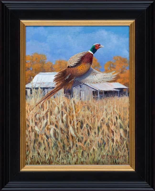 Herb Bryant Pheasant