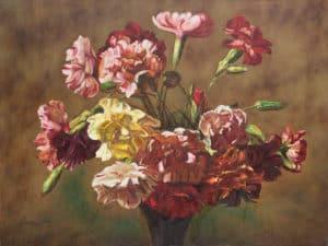 Raul Garcia Ambor Untitled $750.00 Oil on Canvas 40″(w) x 30″(h)