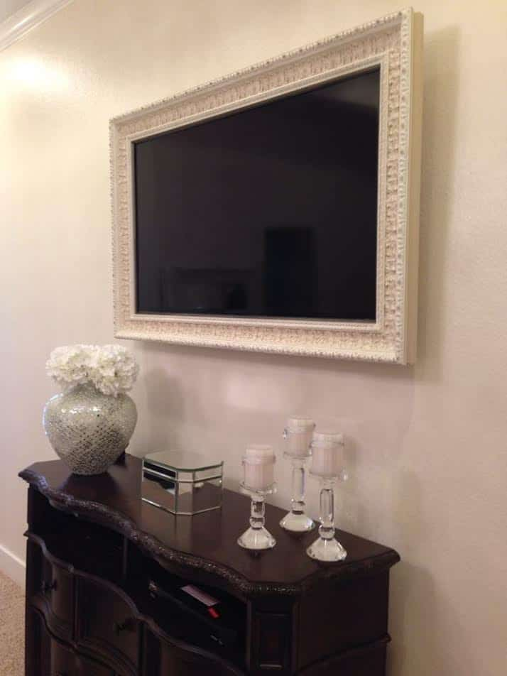, Flat Screen TV Frames, Gold Leaf Gallery