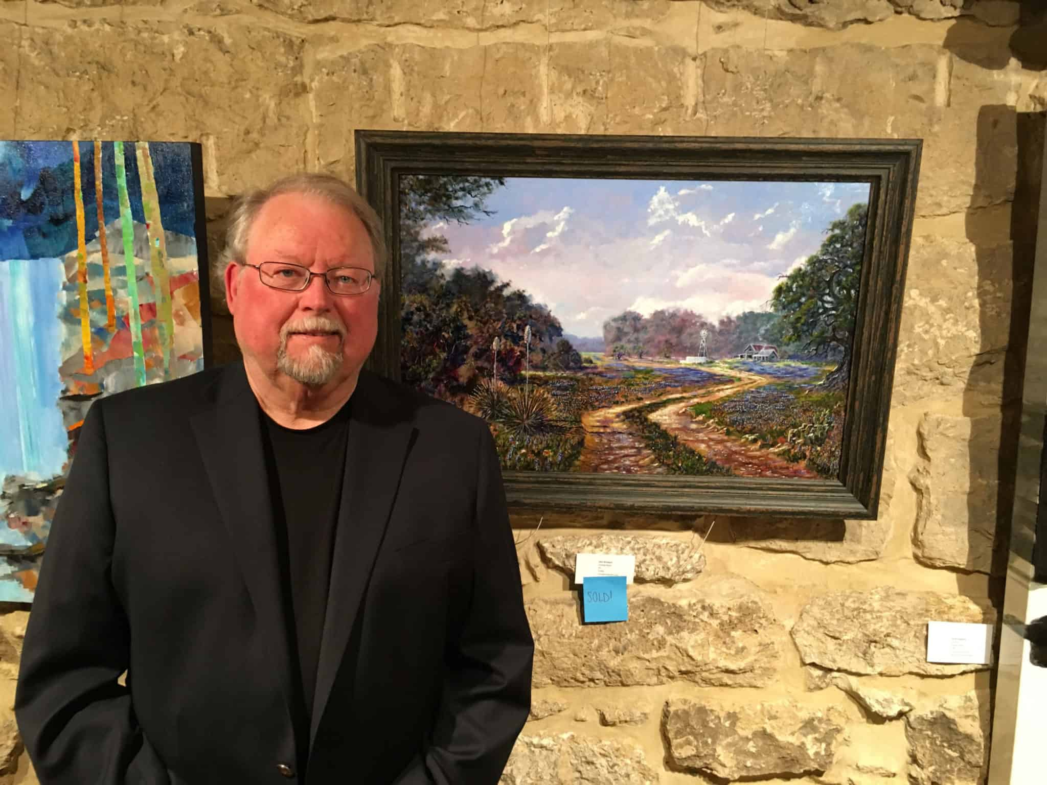 , Artist Interview: John G. Woodard, Gold Leaf Gallery, Gold Leaf Gallery