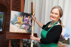 Artist Interview: Debra Wadlington, Artist Interview: Debra Wadlington, Gold Leaf Gallery